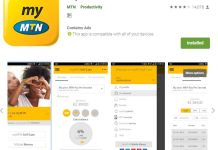 Free 500MB Data MyMTN App