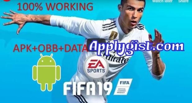 Download FIFA 19 Apk + OBB + Data Mod For Android Offline