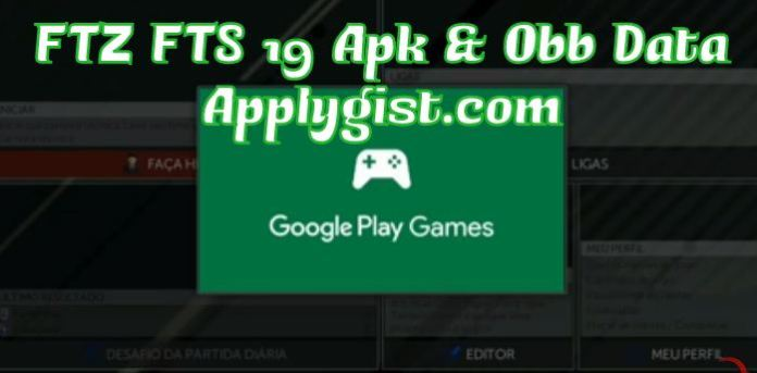 FTS 19 mod playstore