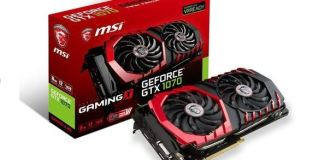 NVIDIA Pascal architecture the GeForce GTX