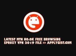 eProxy VPN App