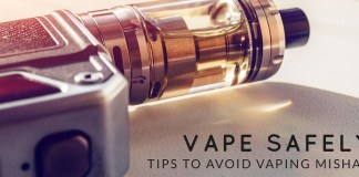Vape Safely