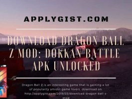 Download Dragon Ball Z Mod_ Dokkan Battle Apk Unlocked
