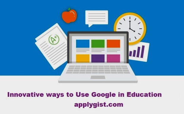 Innovative ways to Use Google in Education
