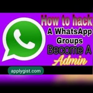 hack whatsp admin