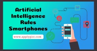 Artificial Intelligence Rules Smartphones