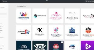Choose a logo template