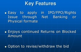 How To Apply ASBA Through Bank In Offline Mode - Apply IPO