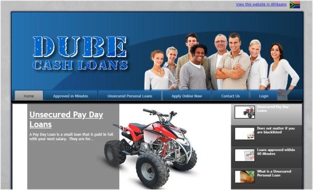 dube loans