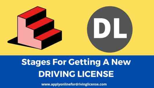 Apply Online For Driving License