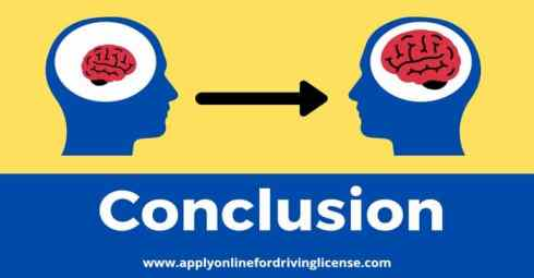 types of driving license: conclusion