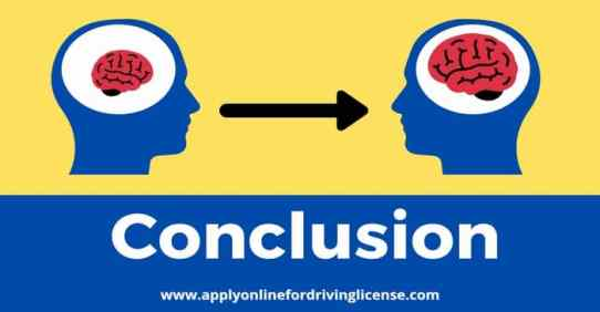 how to find application number of learning licence application status conclusion
