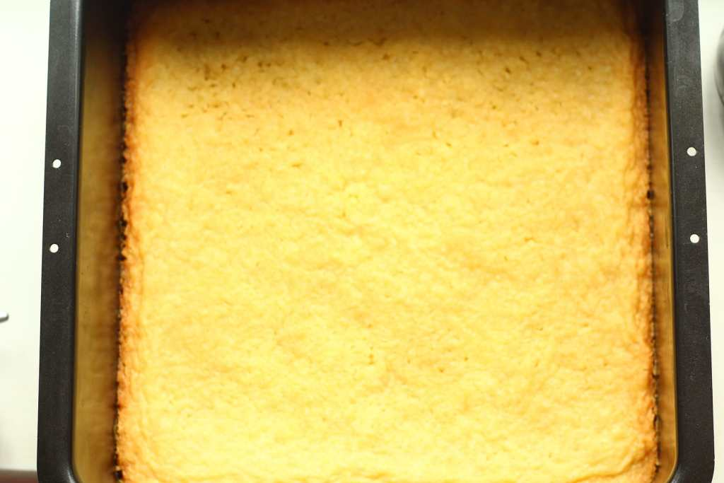 Shortbread Bake