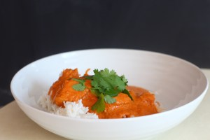 Easy Butter Chicken.