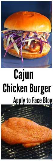 Pin Me Cajun Chicken