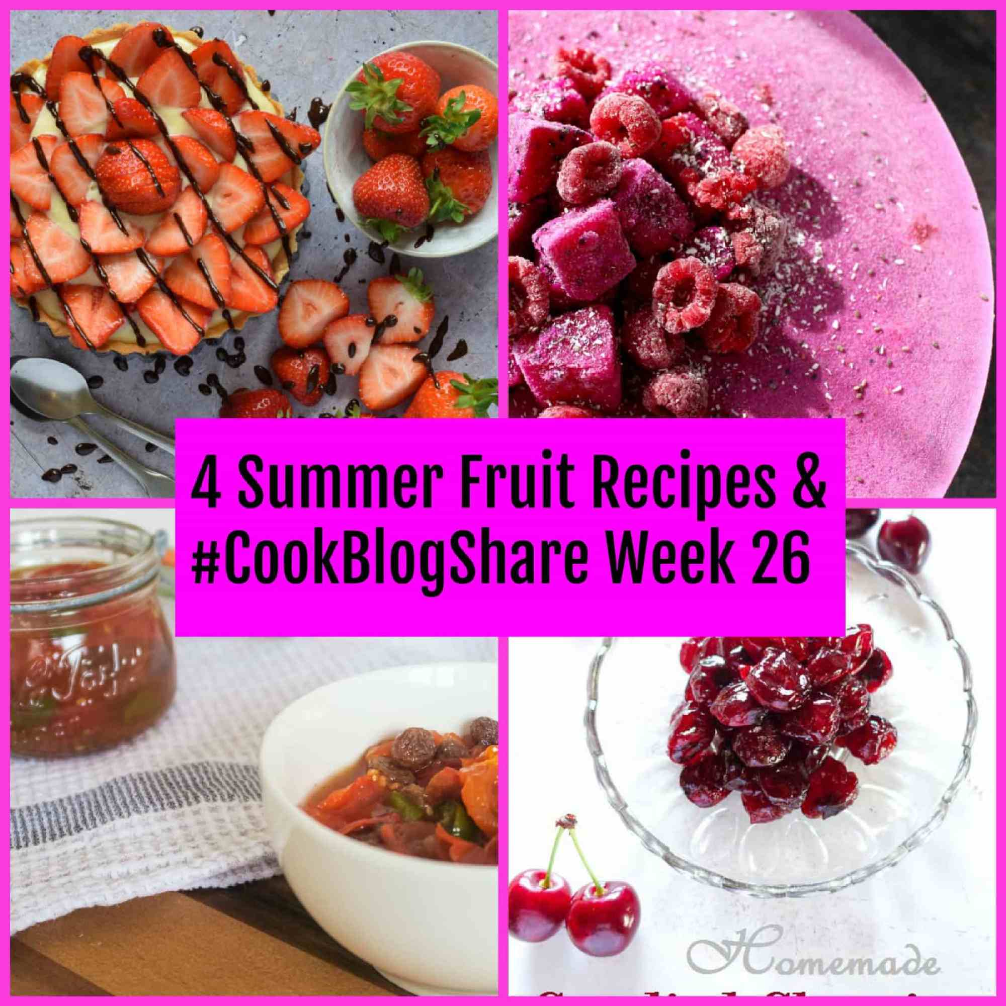 Cook Blog Share Week 26