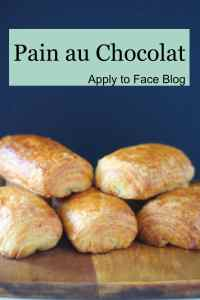 pin for pain au chocolat