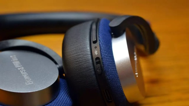 Bowers & Wilkins PX5 Buttons