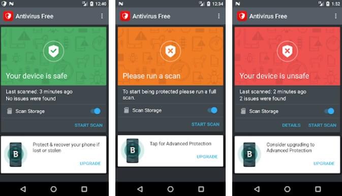 Bit Defender Mobile Security