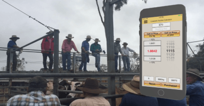 livestock auction app