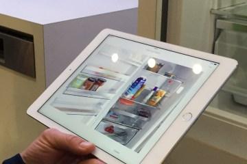 smart home technology Bosch Refrigerator App