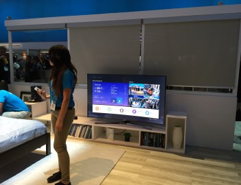 Samsung Smart Home CES 2015