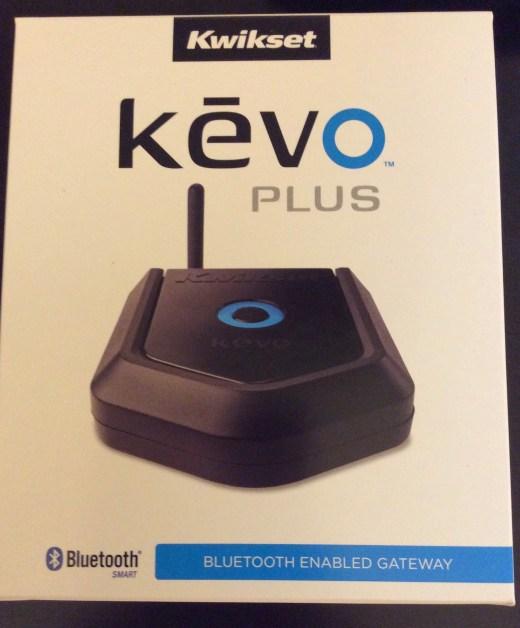 Kwikset Kevo Box