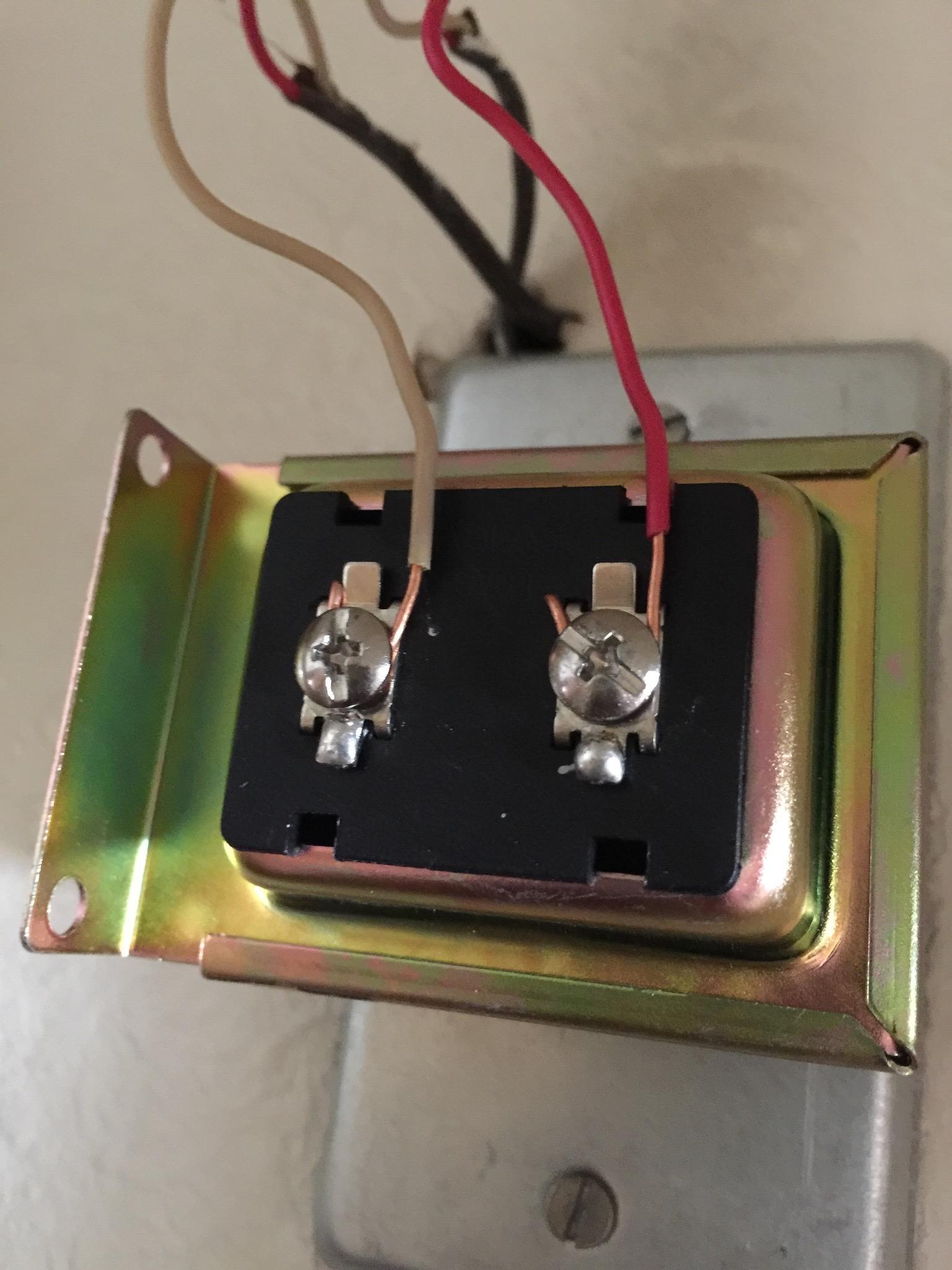 Zenith Doorbell Transformer Wiring Diagram Schematics Data Hidden Ring Diode Install Heath House Old