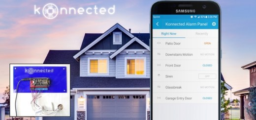 Smart Home Security with Konnected