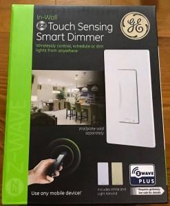 smart motion sensor and touch sensing smart dimmer