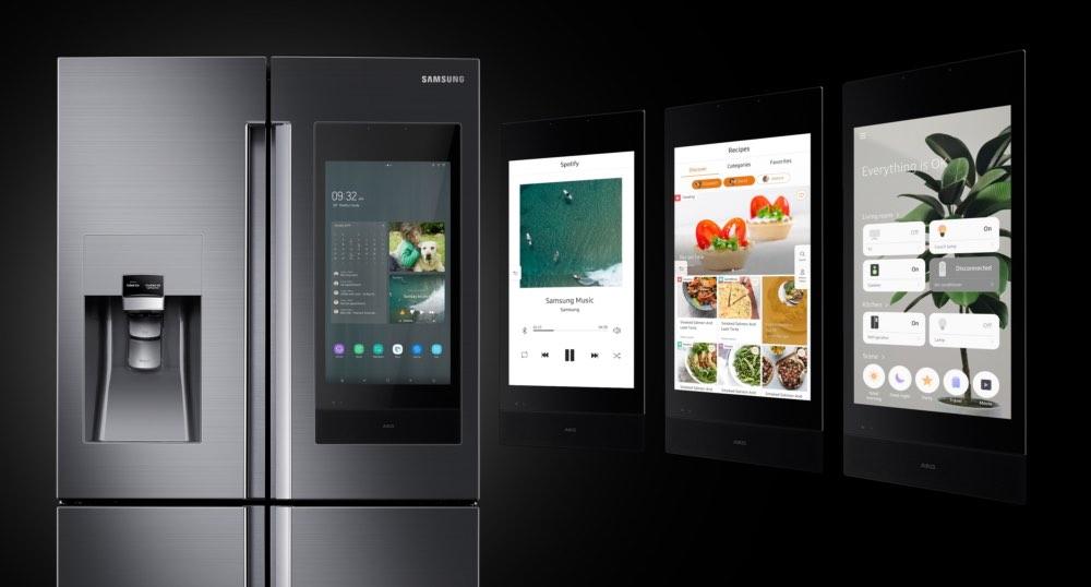 Samsung Family Hub Refrigerator 2019
