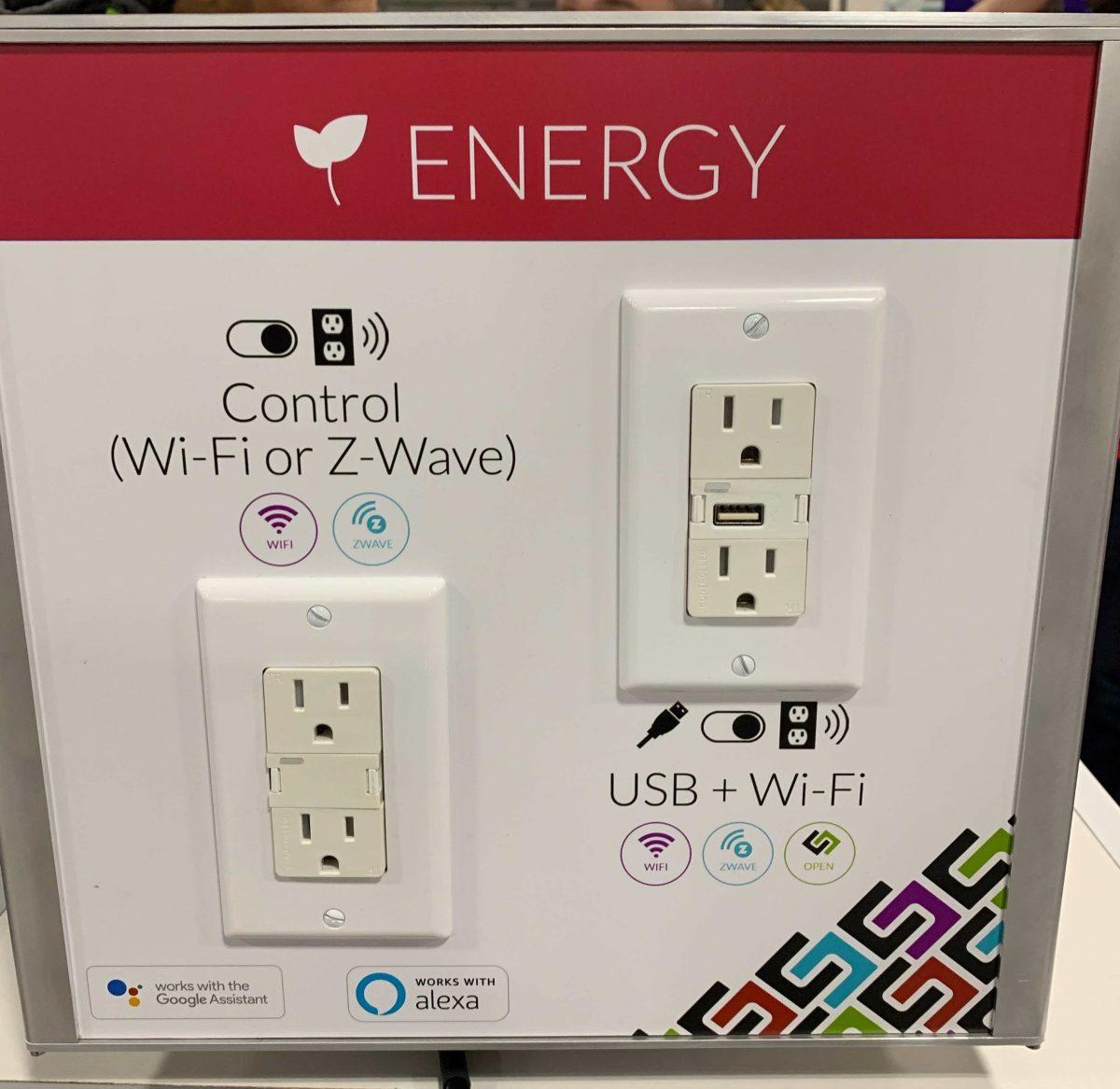 Swidget Modular smart Switches CES smart home gadget