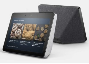 Echo Show smart speaker with video
