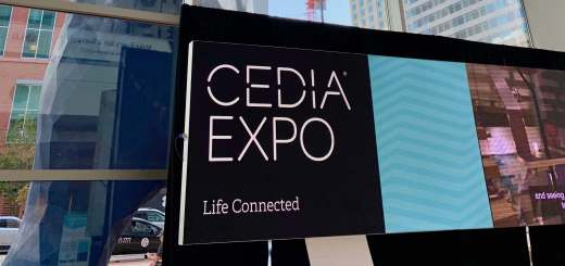 CEDIA Expo Denver 2019 Inside