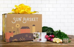 Sun Basket Gift Card