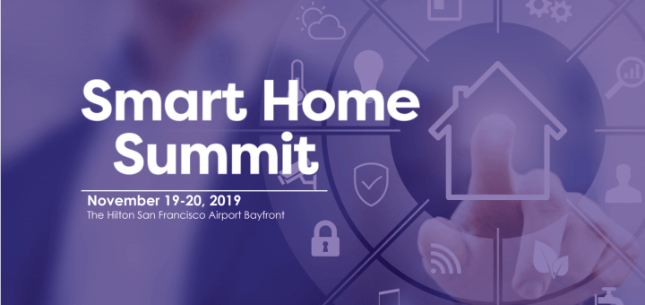 smart home summit 2019 graphic