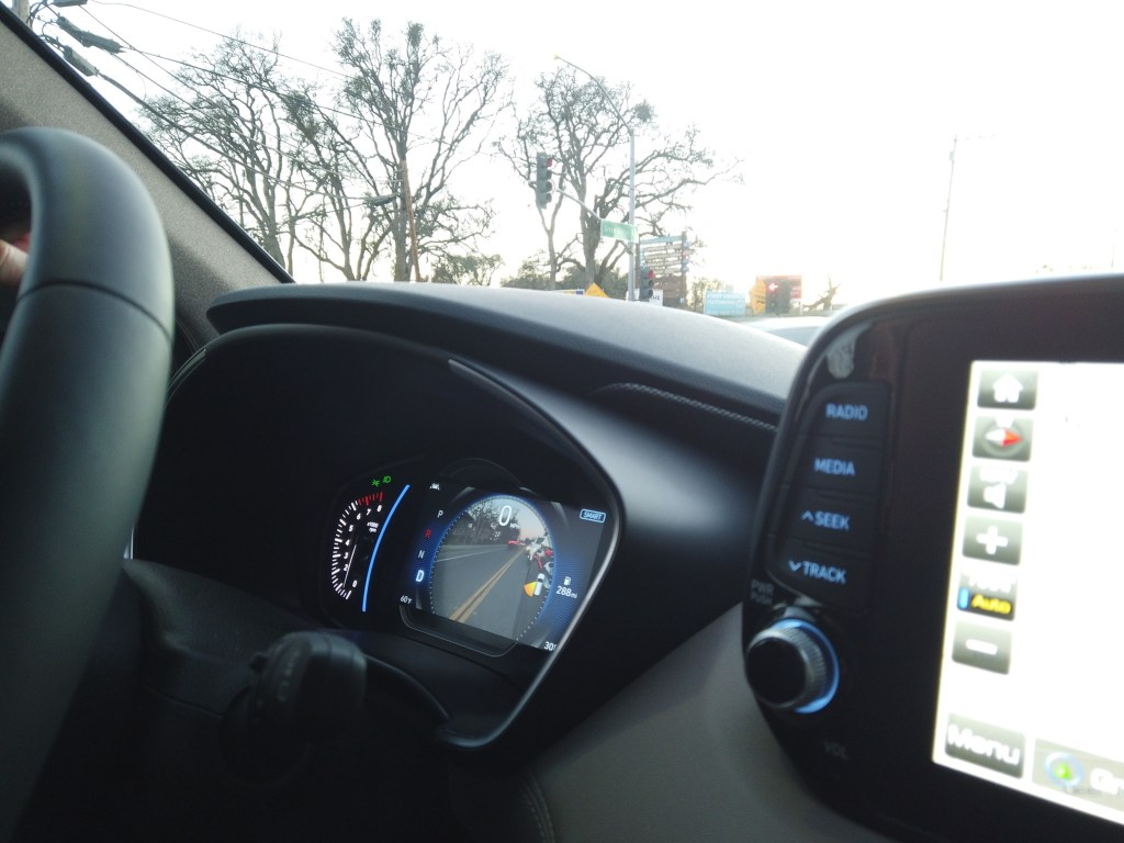 Hyundai Dash Camera