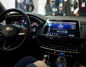 Amazon Alexa and Cadillac CTS