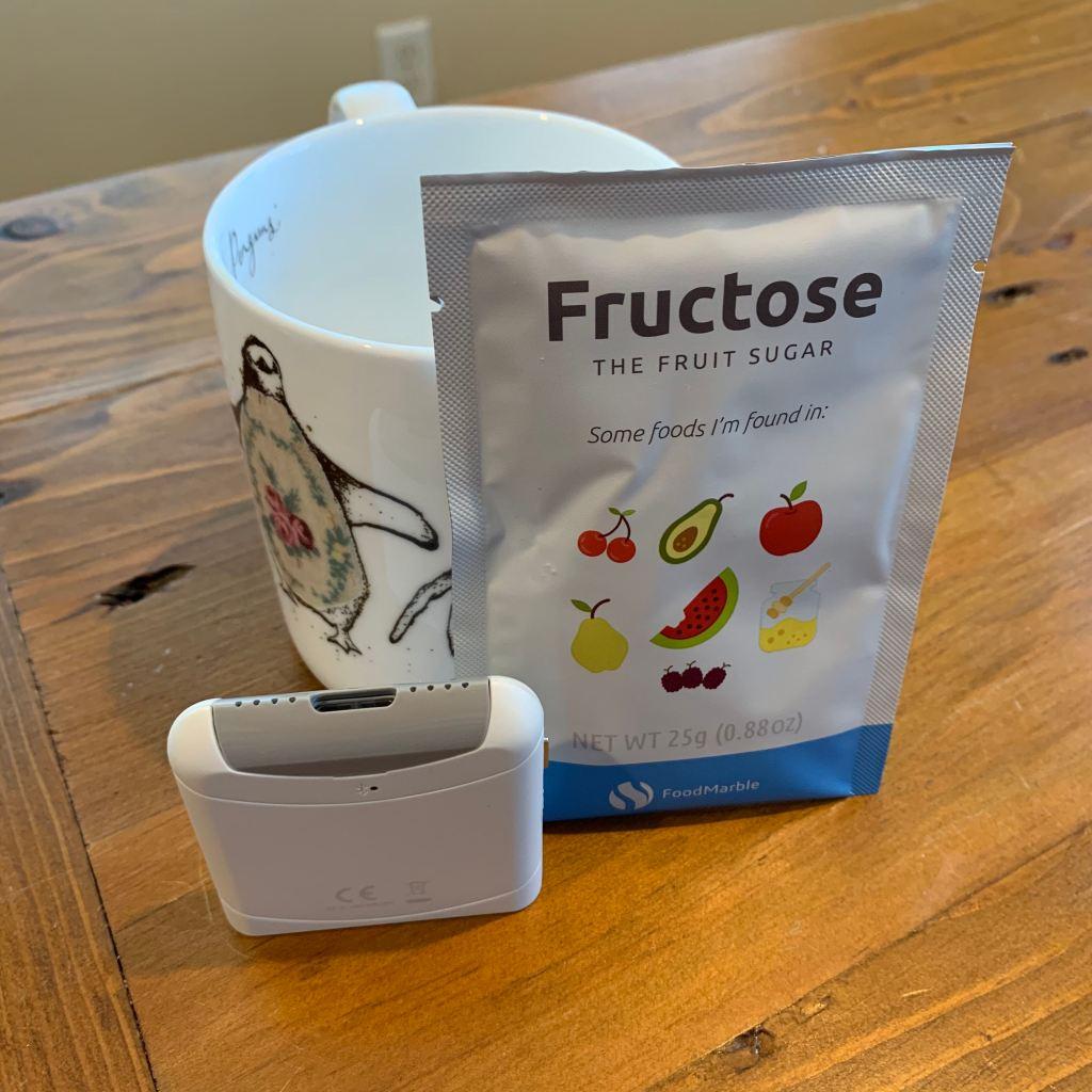 Fructose FODMAP with Mug