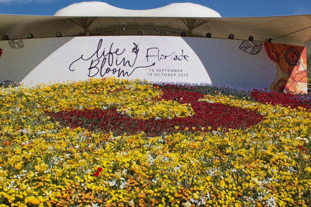 Australia Itinerary Floriade