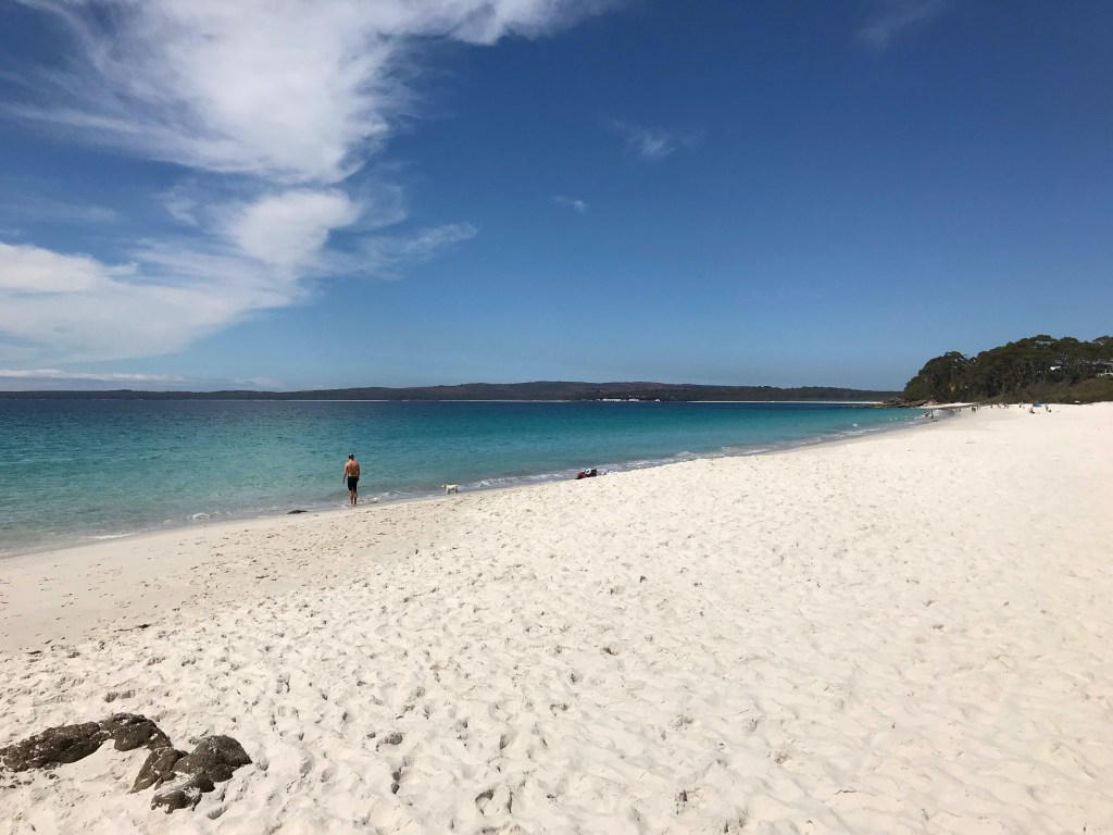 Australia Itinerary Hyams Beach