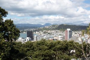 Three days in Wellington, New Zealand
