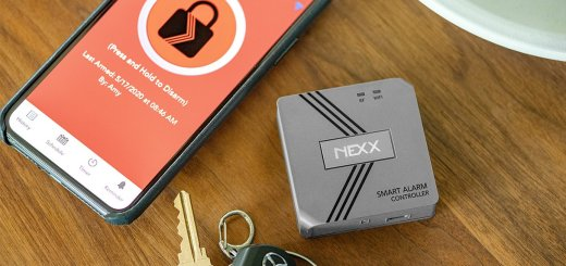 Nexx Smart Alarm – control your alarm from anywhere