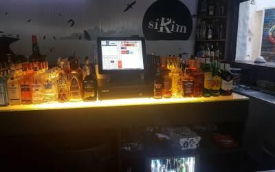 TPV o Puntos de Venta para Bar de Copas en Girona