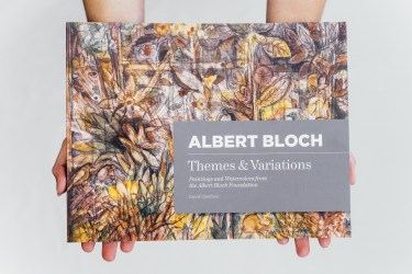 Award of Excellence - Books, Soft Cover     Albert Bloch: Themes and Variations
