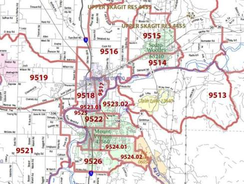 CU comps based on Census Tracts