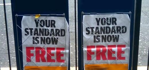 Waiving Appraisals, Lowering Appraisal Standards, & Raising De Minimis...