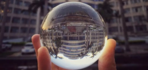 Crystal Balls Don't Work When Reporting Market Trends! Nor does the MC Form!