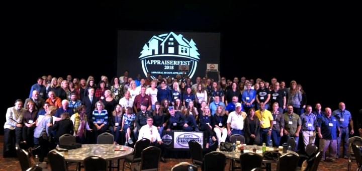 Experienced and New: A Review of Appraiserfest 2018 - Appraisers Blogs