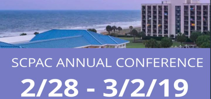 SCPAC 2019 conference